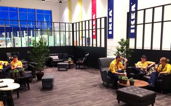 IKEA, création d'une nouvelle ambiance