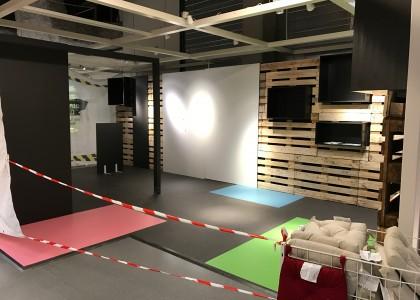 Refonte Espace Lunch IKEA Metz