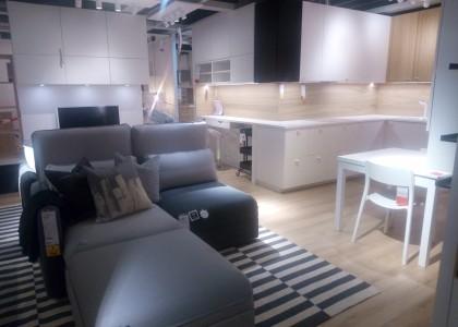 Ikea Evry – Ambiance