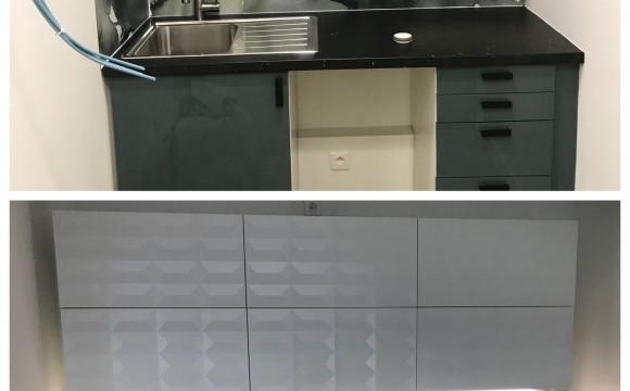 Cabinet infirmier – Pose de meuble et cuisine