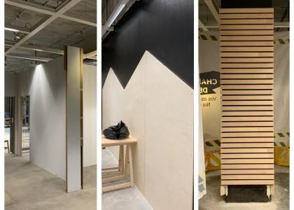 IKEA GRENOBLE – Travaux